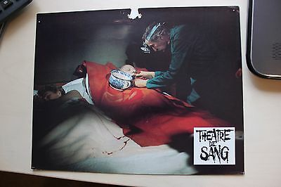 Theatre Of Blood - Vincent Price - Lobby Card #6