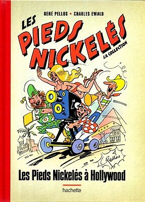 pieds nickeles a Hollywood , hachette