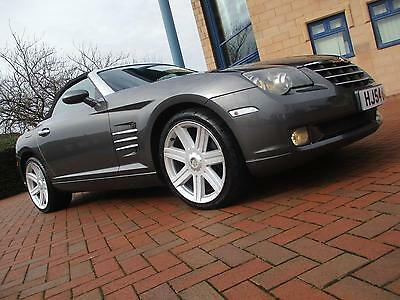 Chrysler Crossfire 3.2 auto Roadster // Low Mileage // Factory Navigation