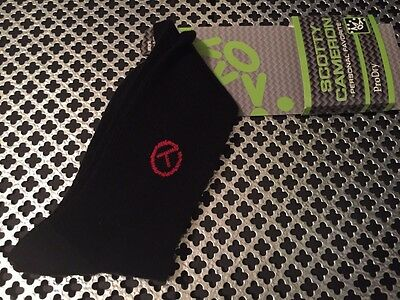 Scotty Cameron - Circle T -  Foot Joy ProDry Socks : Black  Size 7-12 NIB
