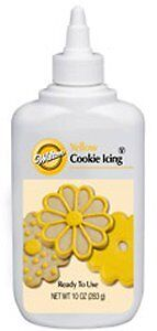 Wilton Icing - Ready-to-Use - Cookie - Yellow