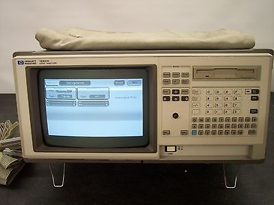 H/p Hewlett Packard Model 1662A Logic Analyzer
