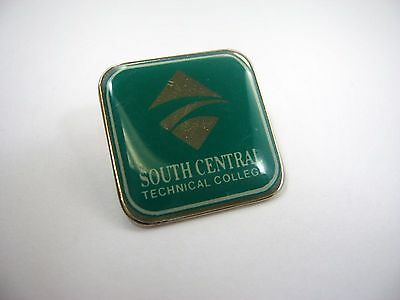 Vintage Collectible Pin: South Central Technical College