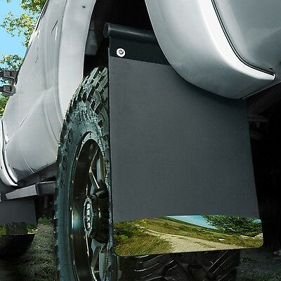 Husky Liners 17006 Removable Pivoting Mud Flaps