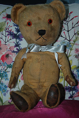 NOW REDUCED!! Gorgeous Vintage Antique Old 1940s Chiltern Teddy Bear