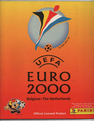 Panini World Cup Eur0 2000 - Image - Stickers