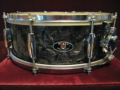 '58 Hi-Lo 5X14 BDP Snare Drum Beauty A+ Early TAMA Star Japan, Sling/Leedy Copy!