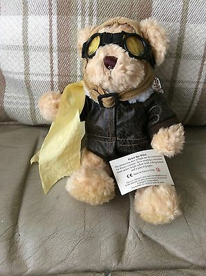 PETER PILOT -TEDDY BEAR COLLECTION -Tagged