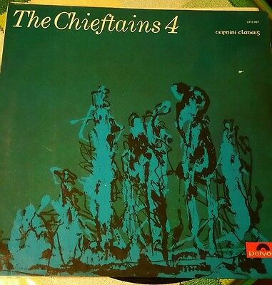 The Chieftains - The Chieftains 4 Germany 1973 + bonus The Chieftains 8