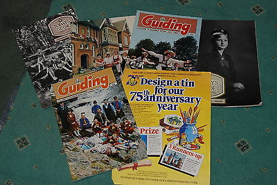Vintage Girl Guides Magazines 1983 Todays Guide & Guiding