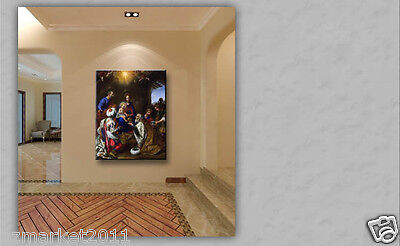 Catholic Church Portrait Jesus Christian Blessed Respect Classical Painting