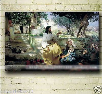 Catholic Church Portrait Jesus Christian Blessed Creative Simple Hang Painting