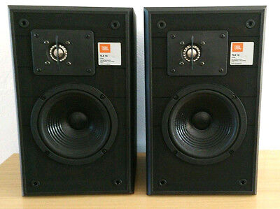 Altavoces JBL TLX-12 (Bowers and Wilkins, Tannoy, Bose, Dali, Kef, Spendor, Q)