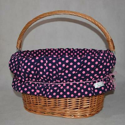 Brand NEW BICYCLE WICKER BASKET LINING