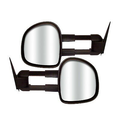 CIPA Mirrors 70700 Extendable Replacement Mirror Set