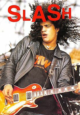 Slash/Guns N' Roses guitarist, solo, on stage