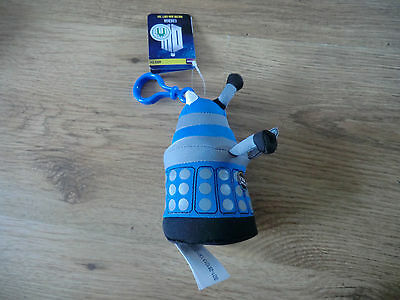 Doctor Who Small Talking Blue Dalek  Brand New With Tags