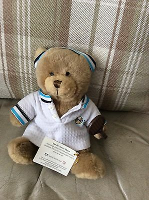 TEDDY BEAR COLLECTION- TIM THE TENNIS PLAYER  - Tagged