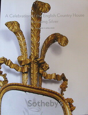 SOTHEBY'S A Celebration of the English Country House – George III Games Table