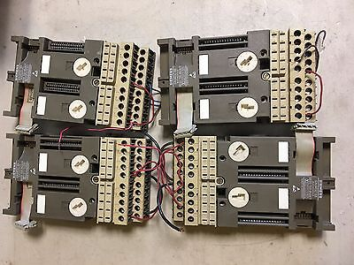 6ES5 700-8MA11 Siemens Simatic (lot of 4)