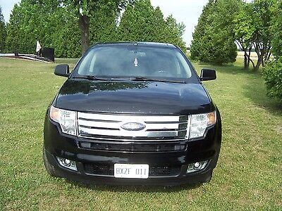 2008 Ford Edge Limited Sport Utility 4-Door 2008 Ford Edge Limited Sport Utility 4-Door 3.5L