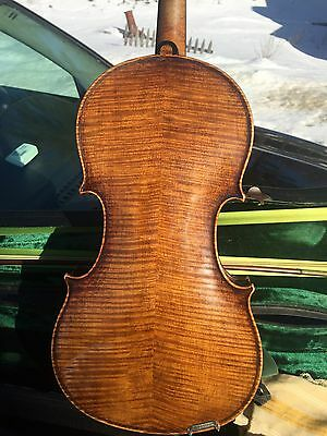 Outstanding OLD 4/4 1900 German Violin And Bow  F V FILIUS - O R PFRETZSCHNER