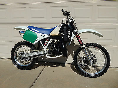 1988 Other Makes  1988 CAGIVA WMX 250
