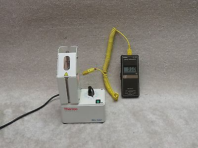 Thermo MEL-TEMP Melting Point Determination w/ Digital Thermometer