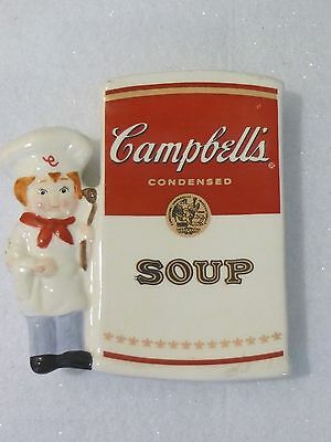 Campbell's Soup Spoon Holder - 1997 Westwood International