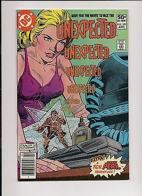 The Unexpected #209 VF/NM, High Grade, DC Bronze Age Horror