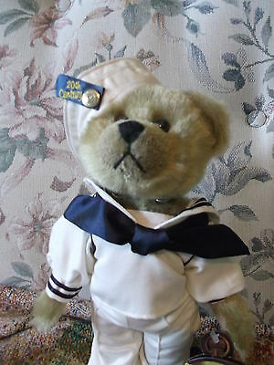CASEY Pickford Bears  1940s from the 20th Century Collection Brass Button Bear