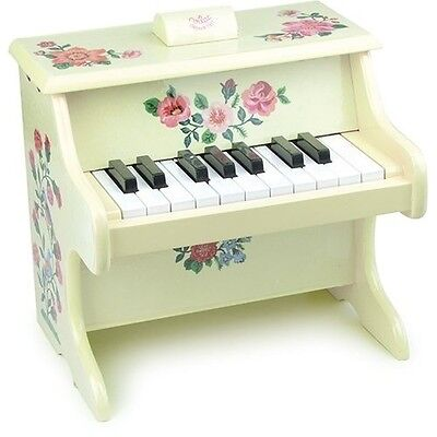 Vilac Nathalie Lété 8636 Piano with Sheet Music. Shipping is Free