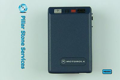 Motorola Bravo Pager / Beeper Fully Functional (Power Up Tested Features)