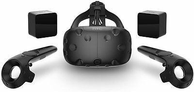 NEW HTC Vive VR Headset Virtual Reality System