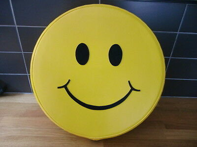 Smily Face Scooter Wheel Cover