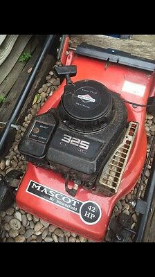 Mountfield/briggs and stratton lawn mower