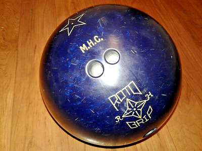 Roto Grip Star Blue Bowling Ball 14 pounds, 15 ounces