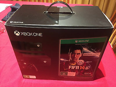 Microsoft Xbox One Day One Edition Rare Collector's Box & Inner Packaging ONLY