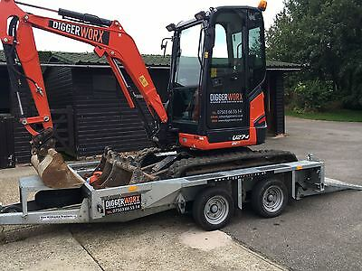 Digger And Driver Hire Essex - 07503 665514