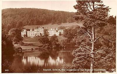 Scotland Bowhill Selkirk the residence of the Duke of Buccleuch