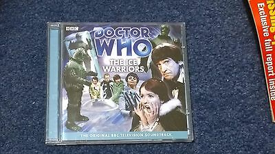 Doctor who BBC audiobook (CD)  - THE ICE WARRIORS