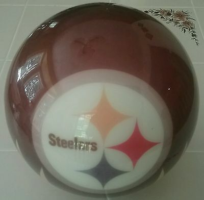 NEW 12 Pound Pittsburgh Steelers Bowling Ball