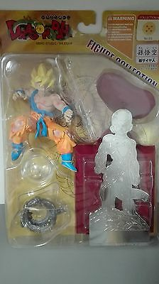 Dragon Ball Z Mekke Goku Gokou Ss Figura Nueva New Figure