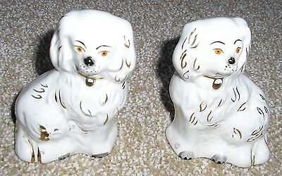 Pair of Vintage Beswick Wally Dogs, Model 1378-7