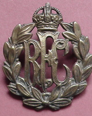 Royal Flying Corp Other Ranks Cap Badge