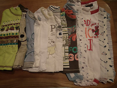 Baby Boy clothes, 6-9 months, 15 items    (182)