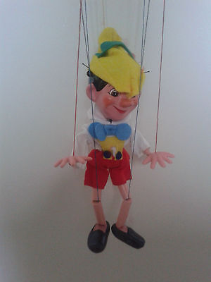 Pelham puppets Pinocchio (SL) in original box