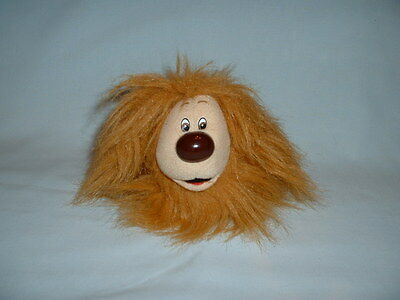 THE MAGIC ROUNDABOUT DOUGAL DOG Cuddly Soft Beanie Plush Toy (TV SERIES/SHOW)
