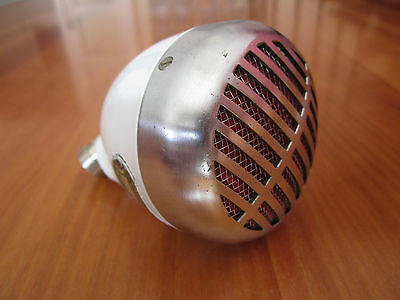 Vintage Shure 520 Controlled Reluctance Harp Mic Harmonica Microphone Video!!