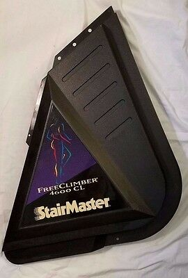 StairMaster 4600CL Stepper (Lower Right Cover W/Decal, OEM Part# 18050-06)